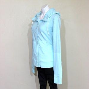 Lululemon Voyage Hoodie Full Zip LS Jacket